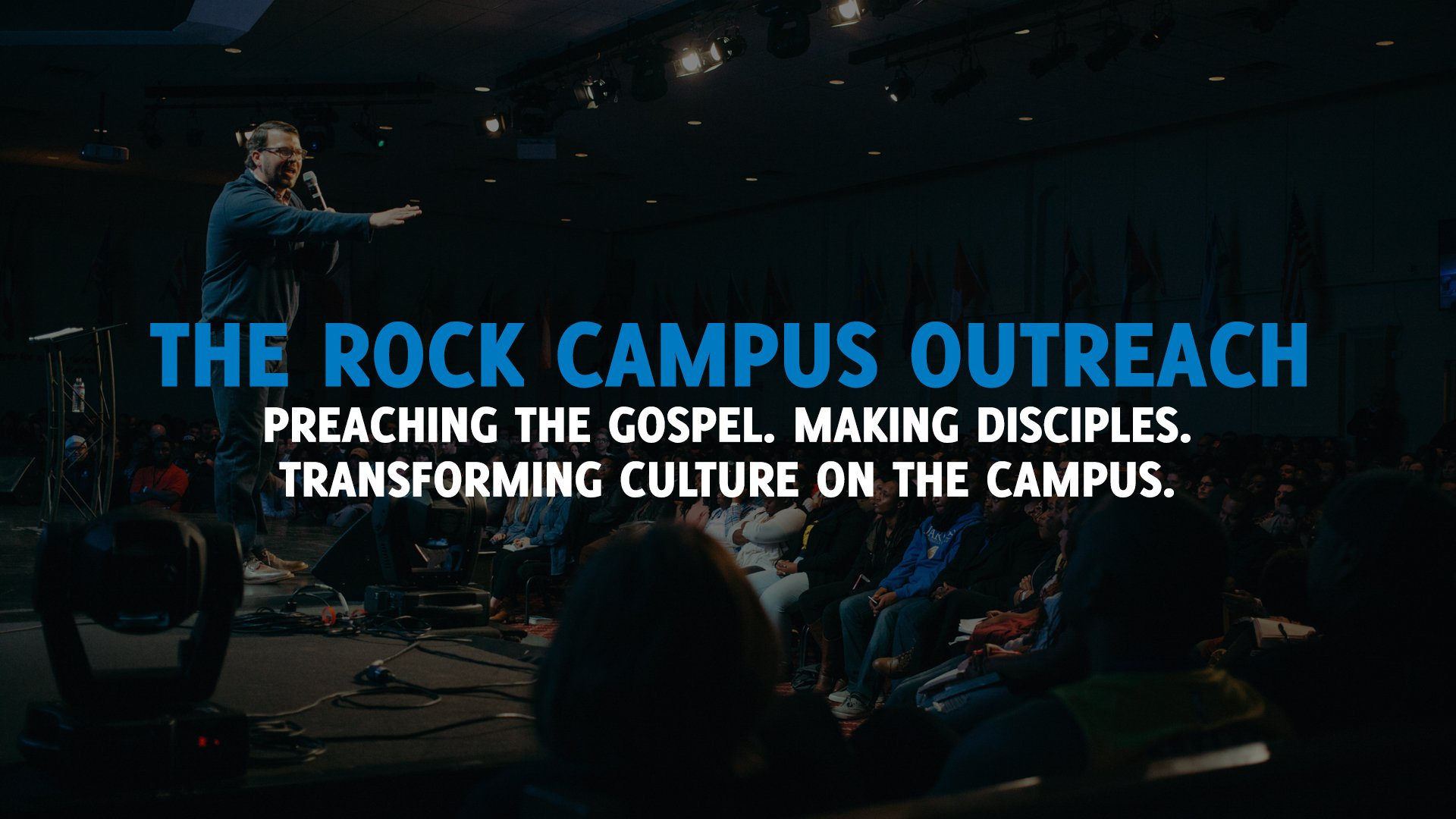The Rock Campus Home Image New